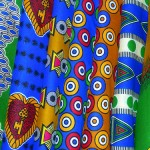 Textiles by African exporters