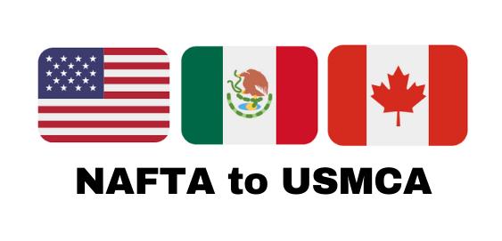 NAFTA to USMCA