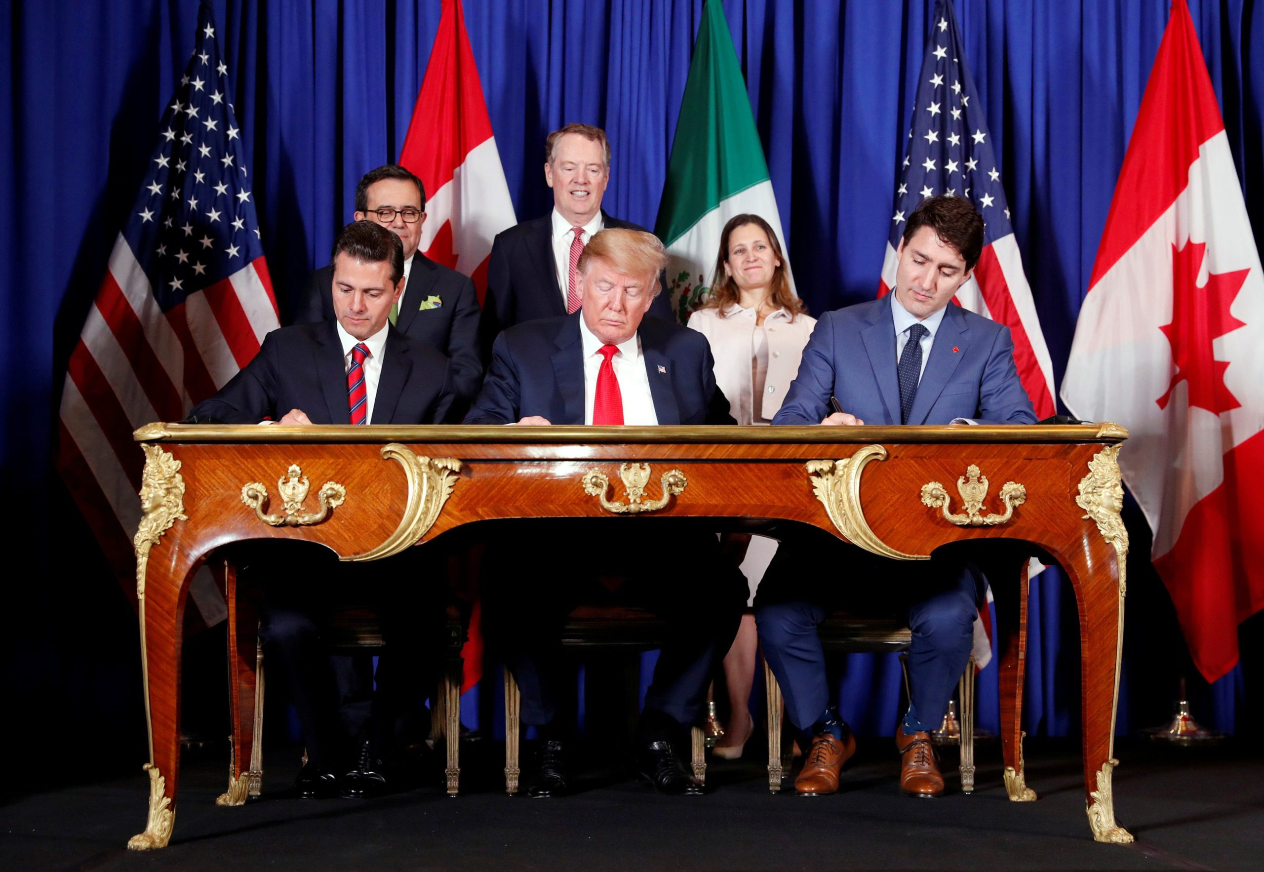 New US-Mexico-Canada Agreement Takes Effect on July 1, 2020