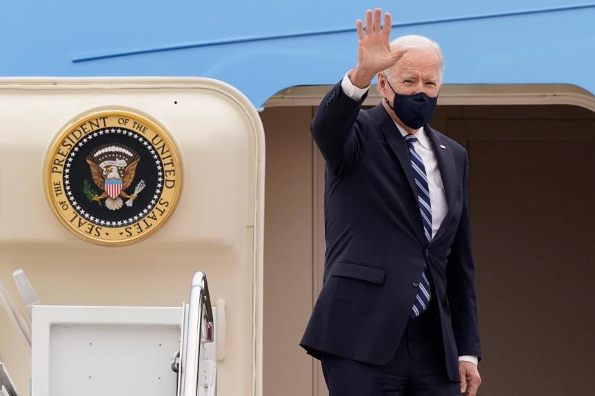 Fruits of President Biden's First Overseas Trip