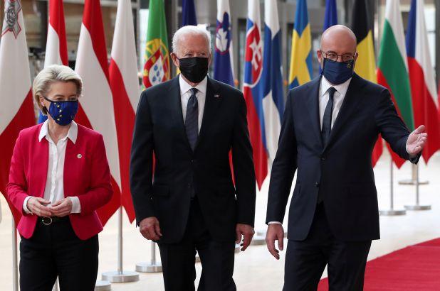 US-EU Summit 2021